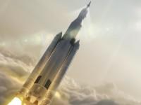 NASA строит гигантскую ракету для межпланетных перелётов