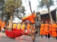 Монастырь Шаолинь идёт в социальные сети