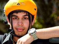 Студенты представили «умный» шлем для велосипедистов