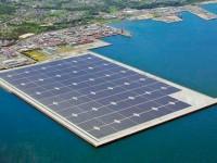 В Японии будут строить плавучие солнечные электростанции