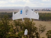 Google разрабатывает систему доставки грузов дронами
