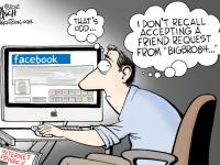 Конец личной жизни или закономерное развитие социальных сетей?