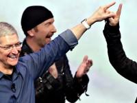 Apple готовит антипиратский музыкальный проект с участием группы U2