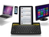 Logitech выпустила универсальную клавиатуру для всей электроники в доме