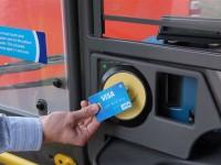 В Лондоне заработала система бесконтактной оплаты транспорта