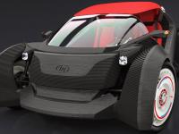 Американцы создадут электромобиль с применением технологии 3D-печати