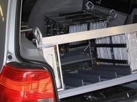 Американцы создали модульные сменные батареи для электромобилей
