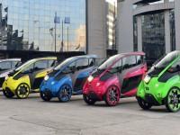 Toyota запускает сеть точек проката компактных электромобилей