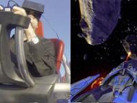 Шлем виртуальной реальности объединили с «американскими горками»