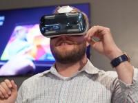 Samsung представила свои очки виртуальной реальности