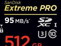 SanDisk выпустила самую вместительную карту памяти в мире