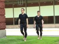 DARPA занимается разработкой гибкого экзоскелета