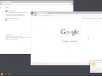 Интерфейс Chrome OS пришёл на Windows 7