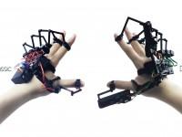 Перчатка-экзоскелет позволяет щупать виртуальные объекты