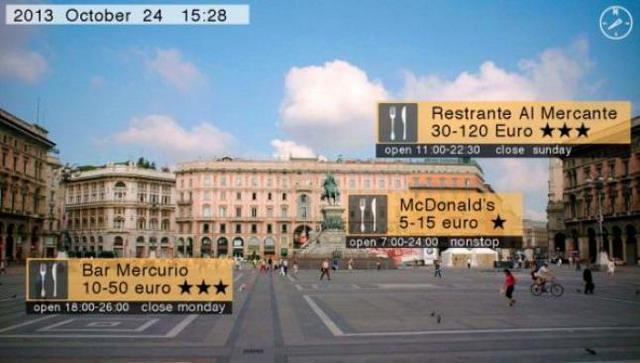 Приложения дополненной реальности предоставляют неограниченные возможности для туризма