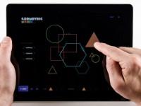 Новое приложение предлагает писать музыку кругами и квадратами