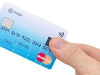 MasterCard создала банковскую карту со встроенным сканером отпечатков пальцев