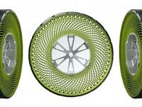 Bridgestone создала несдувающиеся шины