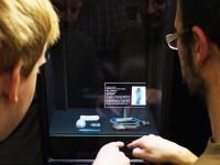 «Зеркало дополненной реальности» позволяет работать с виртуальными объектами