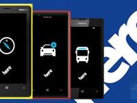 Карты Nokia HERE вышли на Android