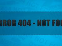 Самые необычные сообщения об «ошибке 404»