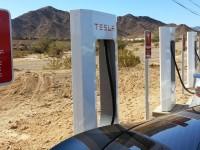 Компания Элона Маска откроет в Украине 2 зарядных станции Supercharger