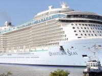 Первый в мире «умный» лайнер выходит в море