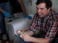 Новый игровой контроллер будет брать кровь у фанатов видеоигр