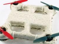 Инженеры NASA создали частично разлагающийся дрон из биологических материалов