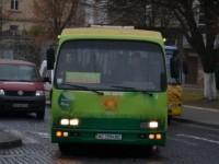 Украинские инженеры представили электробус собственного производства