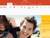Мобильная версия Microsoft Office стала бесплатной