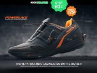 Изобретатели собирают средства на кроссовки, которые сами зашнуровываются