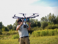Валерий Яковенко и Февзи Аметов, основатели Drone.UA — о перспективах беспилотников в Украине