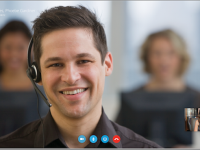 Microsoft превращает Lync в Skype for Business