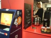 В Лондоне появился Bitcoin-банкомат от Google