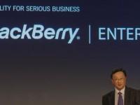 BlackBerry и Samsung договорились вместе шифровать данные