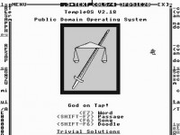 Американский программист разработал «богоугодную» операционную систему
