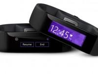 Компания Microsoft представила новый фитнес-браслет Microsoft Band