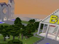 В игре Minecraft появилась возможность зарабатывать Bitcoin