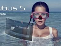 К выходу на рынок готовится hi-tech маска для ныряния Scubus S