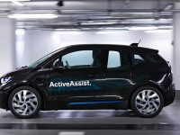 BMW представила систему беспилотной парковки автомобиля