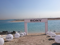 Sony открыла подводный магазин для водонепроницаемых устройств
