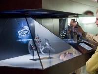 Новая технология предлагает попробовать голограмму на ощупь