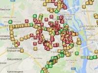 Киевляне получили приложение с картой бомбоубежищ