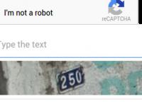 Google представила принципиально новую систему reCAPTCHA