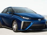 В Японии стартовали продажи машины с водородным двигателем