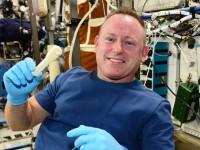 На Международной космической станции напечатали гаечный ключ