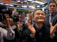 Основатель Alibaba стал самым богатым человеком Азии, благодаря выходу компании на биржу