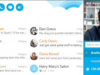 Skype на Android-устройствах оказался «находкой для шпиона»
