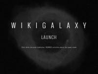 «Википедию» превратили в виртуальную галактику